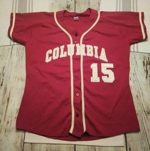 Vintage Columbia Softball/Baseball Jersey